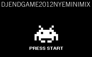 Dj Endgame - NYE2012 Minimix Countfdown